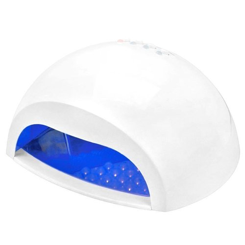 LAMP 12W UV LED MOONLIGHT 30s, 60s, 90s, WEISS