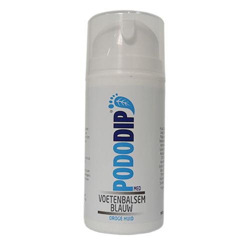 PodoDip foot balsam blue 100 ml